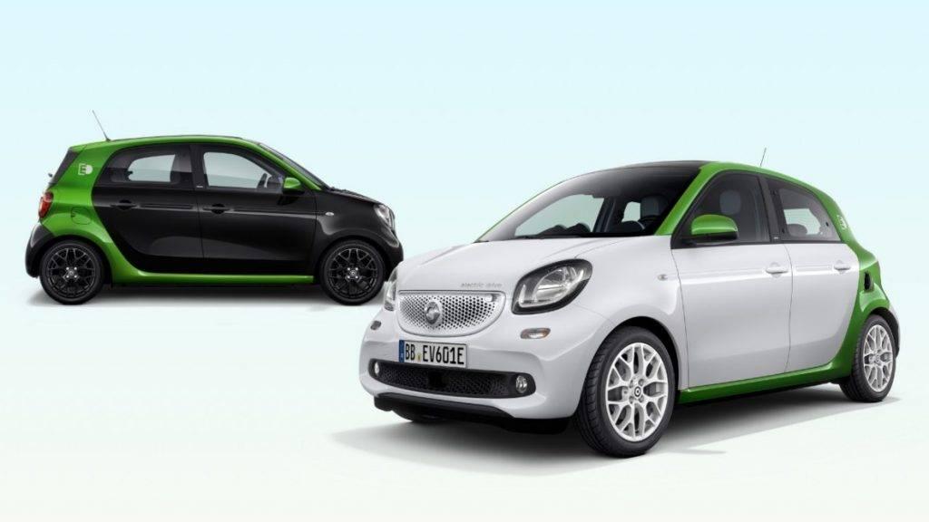 Сравнительный тест-драйв fiat 500 и smart forfour: дело вкуса