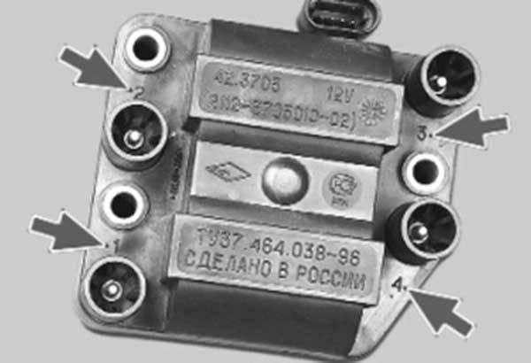 Модуль зажигания ваз 2110 – ремонт своими руками