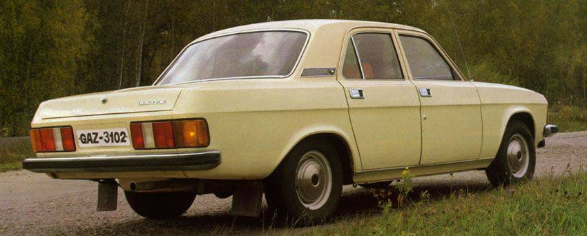 Различия модели разных лет выпуска - gaz3102-club клуб владельцев газ-3102 волга