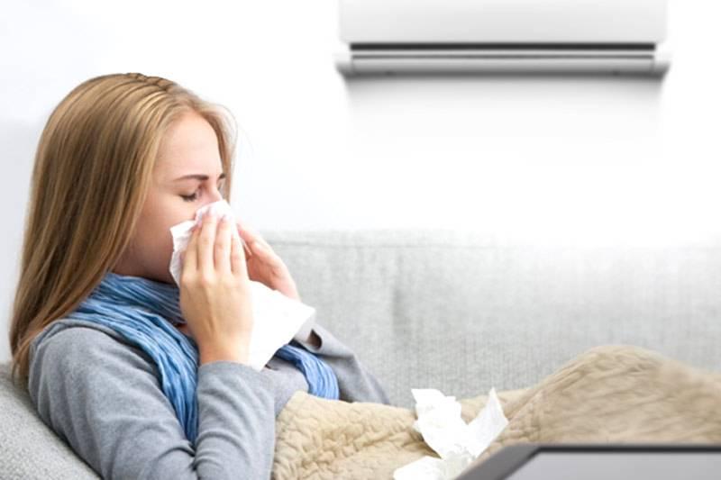 Заразна ли простуда