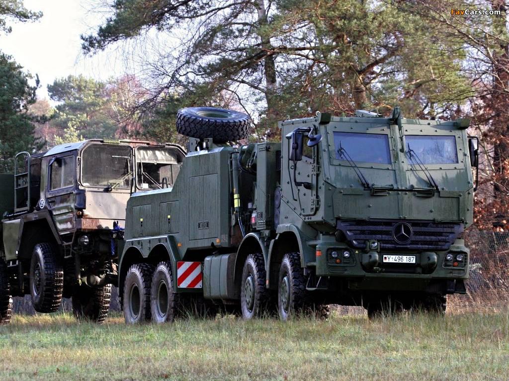 Грузовые автомобили военного назначения. вероятный противник: военные грузовики европы
