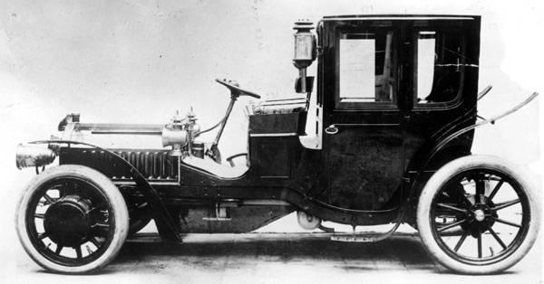 Сто лет назад электромобили едва незахватили мир— получитсяли уних это сегодня? — нож