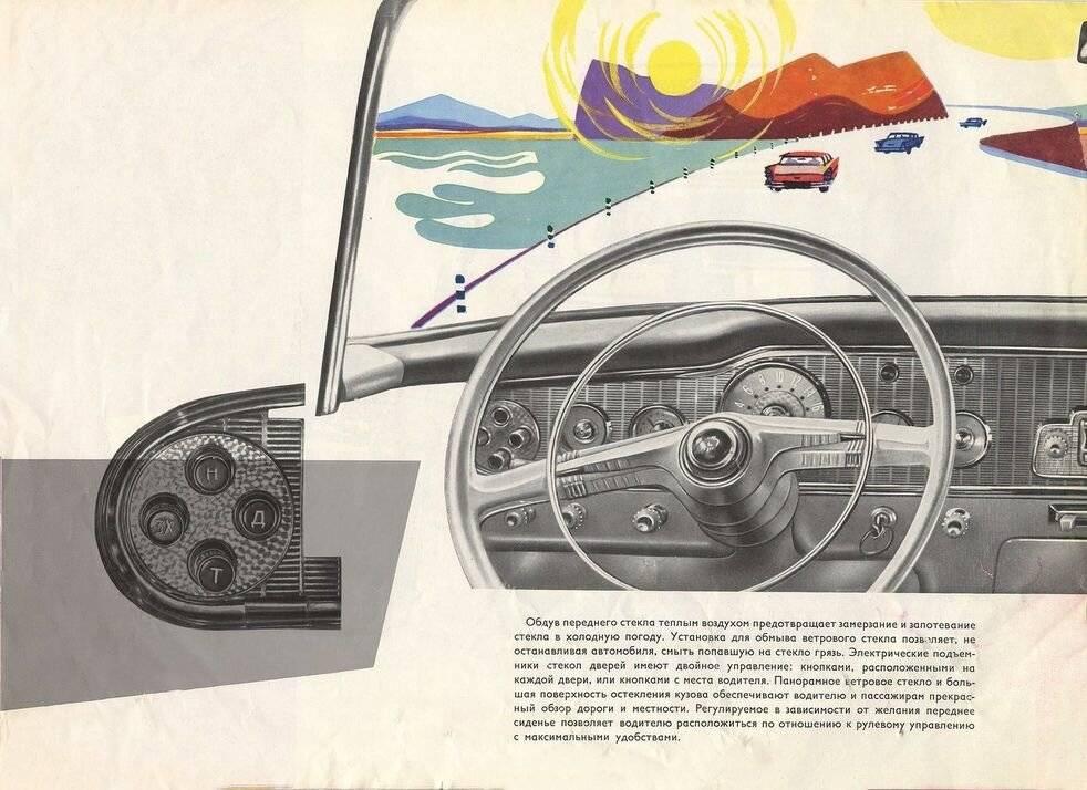 Догнать и обезвредить: история спецавтомобилей газ для кгб