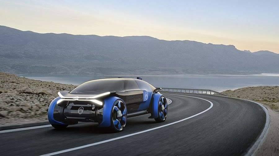 Citroën 19_19 концепт