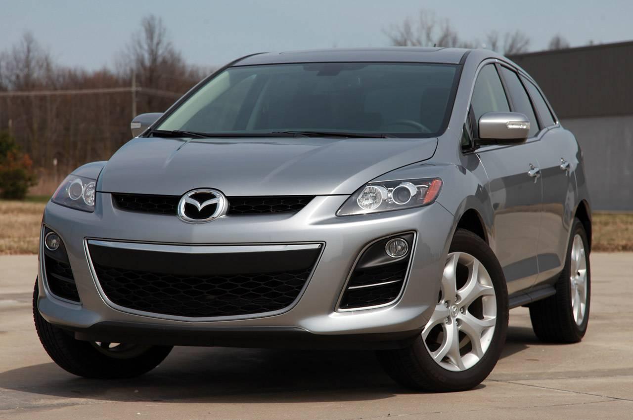 Японский унисекс: проблемы подержанной Mazda CX-7