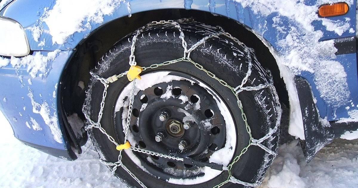 Как ездить зимой на переднем приводе: правила вождения, советы