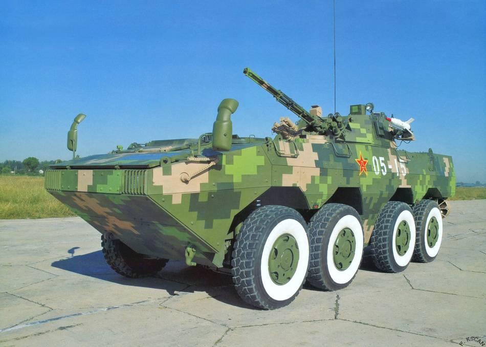 ✅ боевая машина пехоты yw 309 (китай) - snaiper44.ru