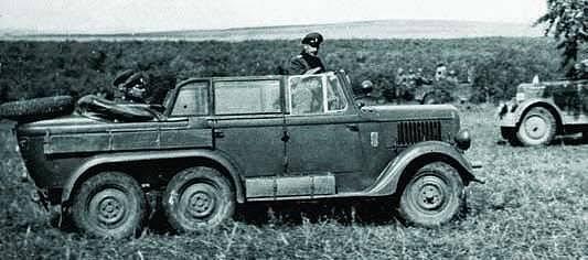 Испытано в ссср. полноприводный грузовик praga v3s. чехословакия