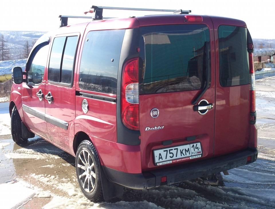 Fiat doblo panorama, обзор, преимущества и недостатки автомобиля