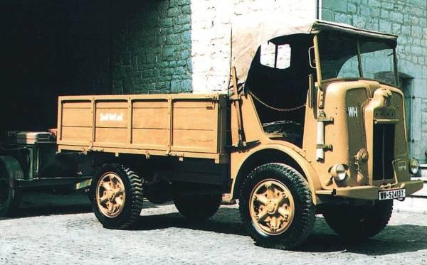 Итальянская танкетка carro cv3/33