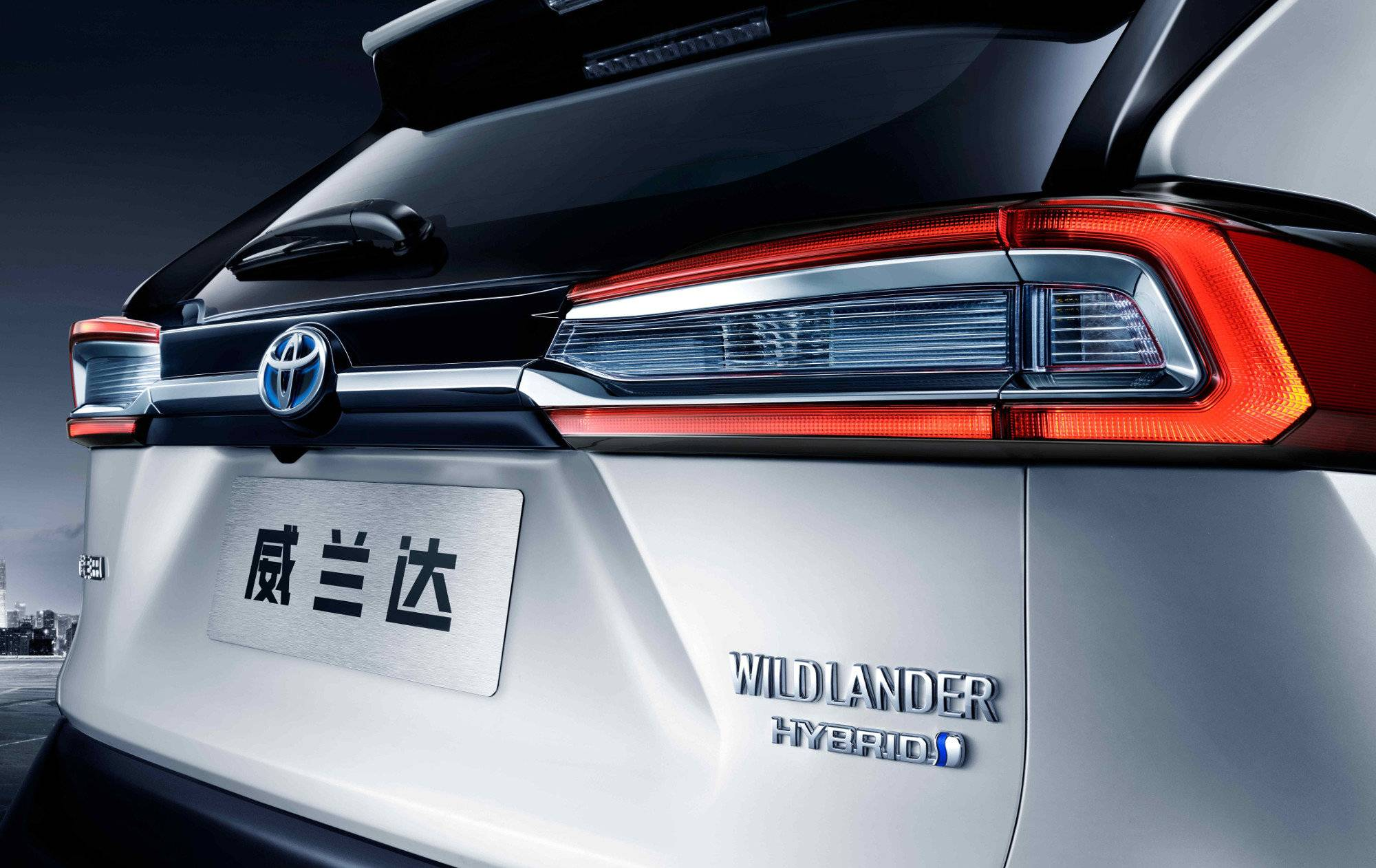 Toyota начала принимать заказы на новый Wildlander