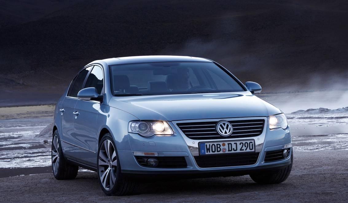 Volkswagen passat b6 б/у – сильные и слабые стороны автомобиля