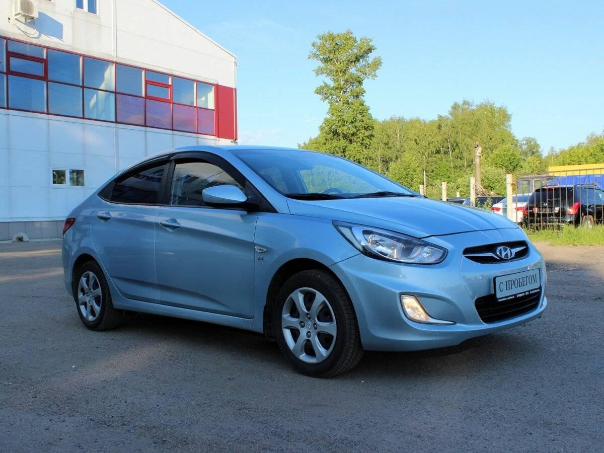 Специалисты объяснили, почему Hyundai Solaris так популярен на вторичке