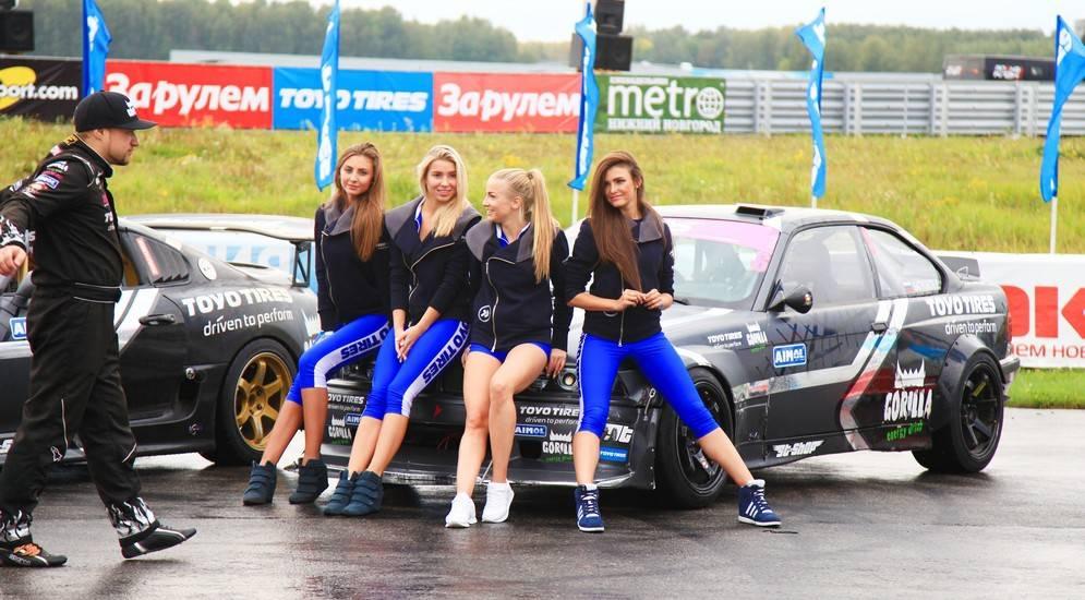 Grid girls в автоспорте: как они появились и почему больше не в моде