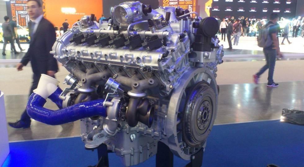 Российский мотор v12 для «кортежа»: все подробности – авто новости