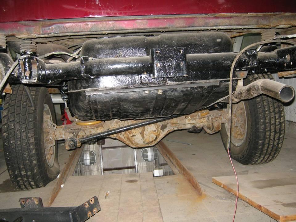 Mitsubishi pajero 2 с пробегом: коррозия рамы и «убиваемая» подвеска