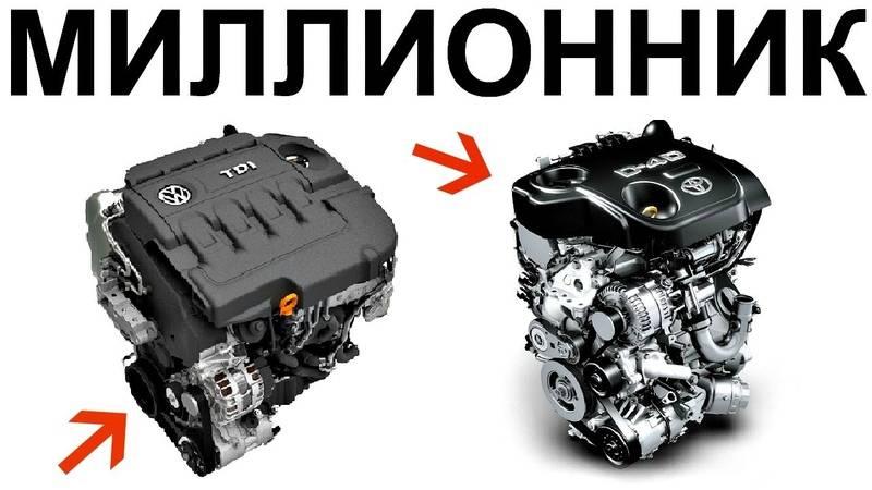 Топ-10 самых надежных двигателей