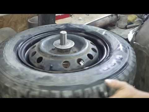 Правильная балансировка колес своими руками: все о балансировке шин