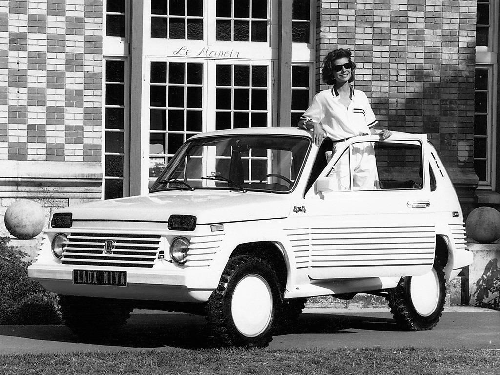 Советские автомобили, которые стали популярными на западе   русская семерка