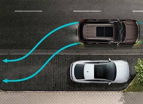 Как работает система автоматической парковки park assist