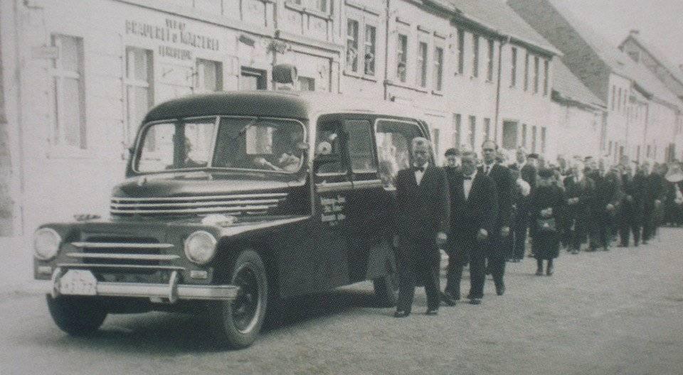 Челн социализма: история разработки микроавтобуса barkas b1000