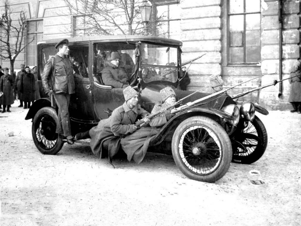 Сначала был хаос первые военные автомобили царской россии — – автомобильный журнал