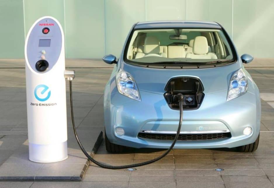 Nissan leaf 2011 vs 2013 - отличия - как выбрать