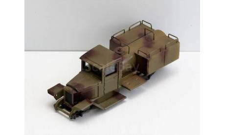 «захар иванович» или «трехтонка» – грузовой автомобиль зис-5