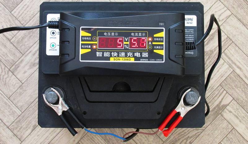 Инструкция как заряжать agm аккумулятор самостоятельно