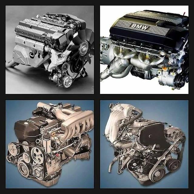 Список автомобилей с двигателями – миллионниками: от легенд прошлого до наших дней — auto-self.ru