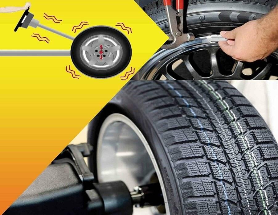Как проверить балансировку колес своими руками?
