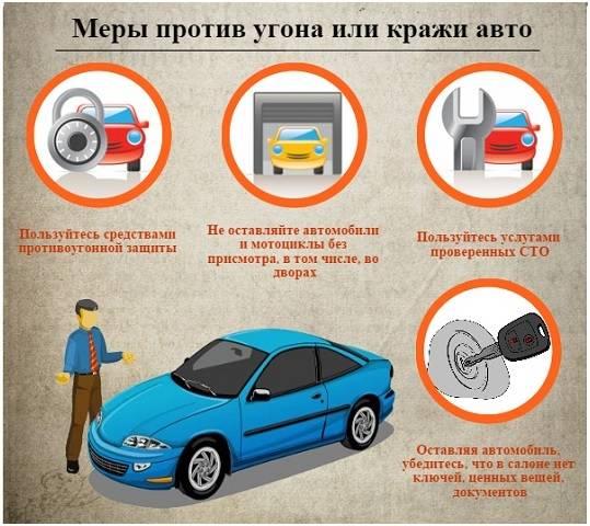 Методы угона, или как не допустить кражу вашего авто   ▼ о ладе ▼