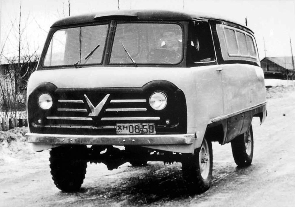 Уаз-452 «буханка»: катафалк для ядерной войны
