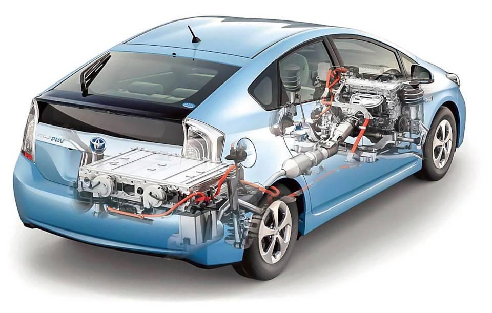 Всё о гибридных автомобилях, сравнение гибридов с электрокарами — на токе