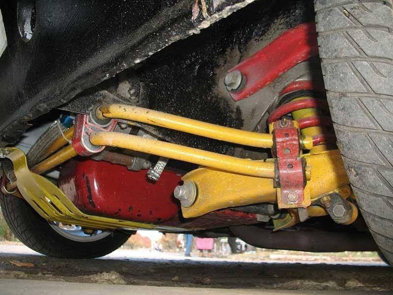 Проверка и замена шаровых шарниров передней подвески ваз-2107