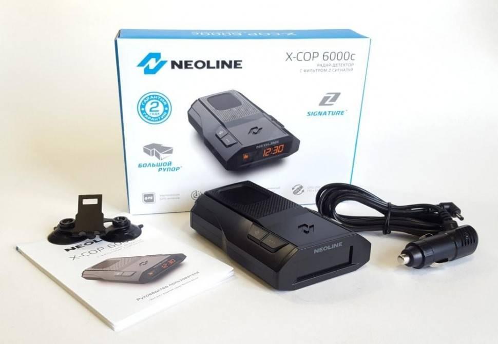 Neoline x cop 6000c как настроить