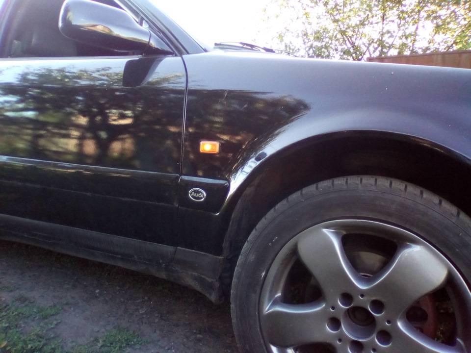 Audi 100 c4 с пробегом: когда оцинковка не спасает от коррозии