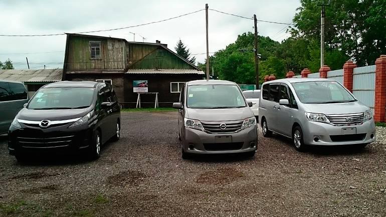 В каких регионах России любят праворульные автомобили