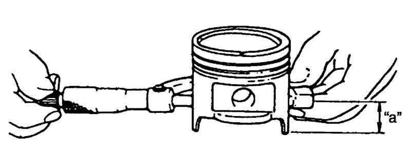 Как подбирают поршни при сборке двигателя