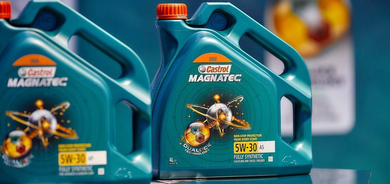 Износ под двойным замком: castrol представил моторное масло для езды в пробках   журнал о перевозках