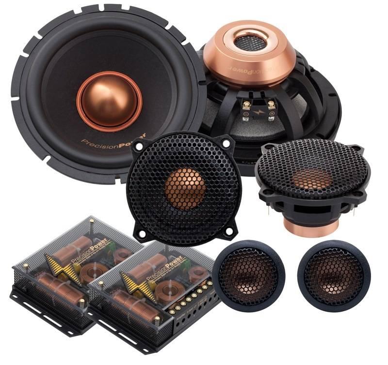Обзор лучших моделей 3-х компонентной акустики