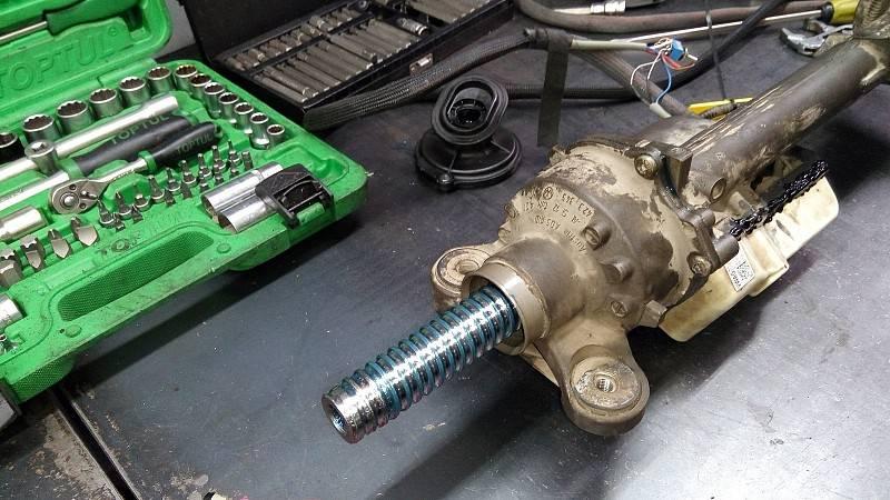 Устройство электроусилителя рулевого управления. проще, но еще дороже: что ломается в рулевых рейках с эур, и как их ремонтируют