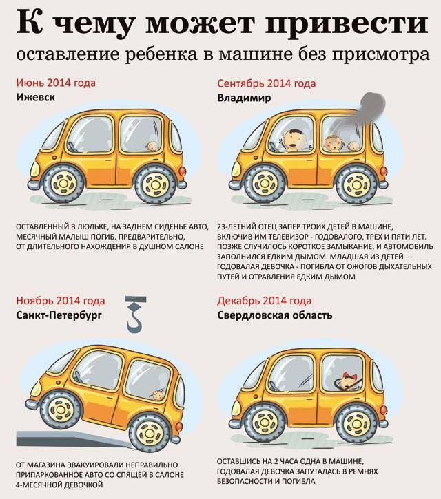 Правила перевоза детей в автомобиле в 2021 году: основные положения