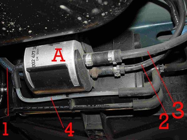 Топливный фильтр на киа соренто: где находится, замена - автоэксперт