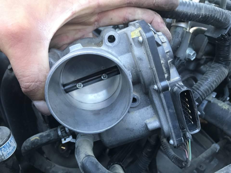 Зачем чистить дроссельную заслонку – улучшаем работу двигателя + видео | tuningkod