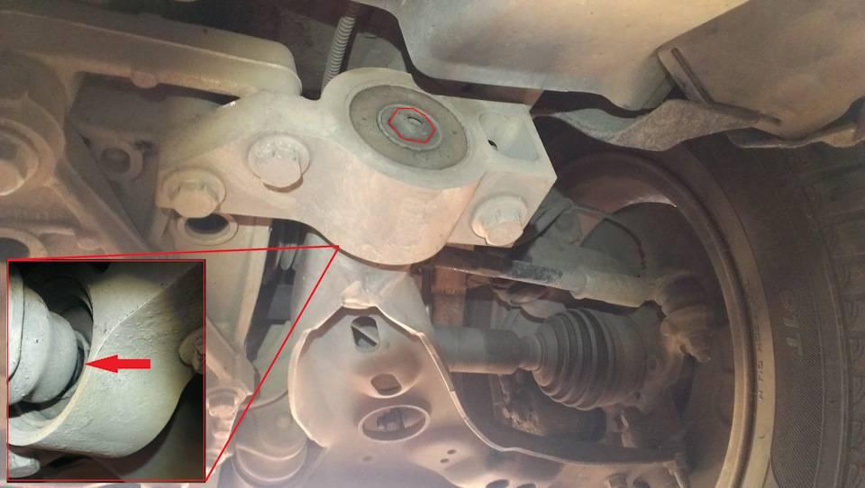 Что стучит спереди на мелких кочках: диагностика передней подвески | autostadt.su