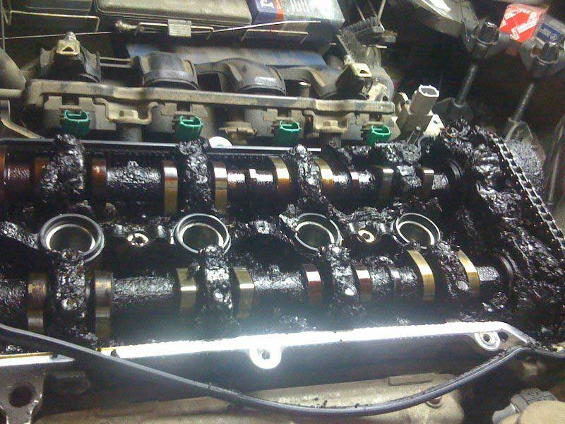 Что будет если залить дизельное моторное масло в бензиновый двигатель