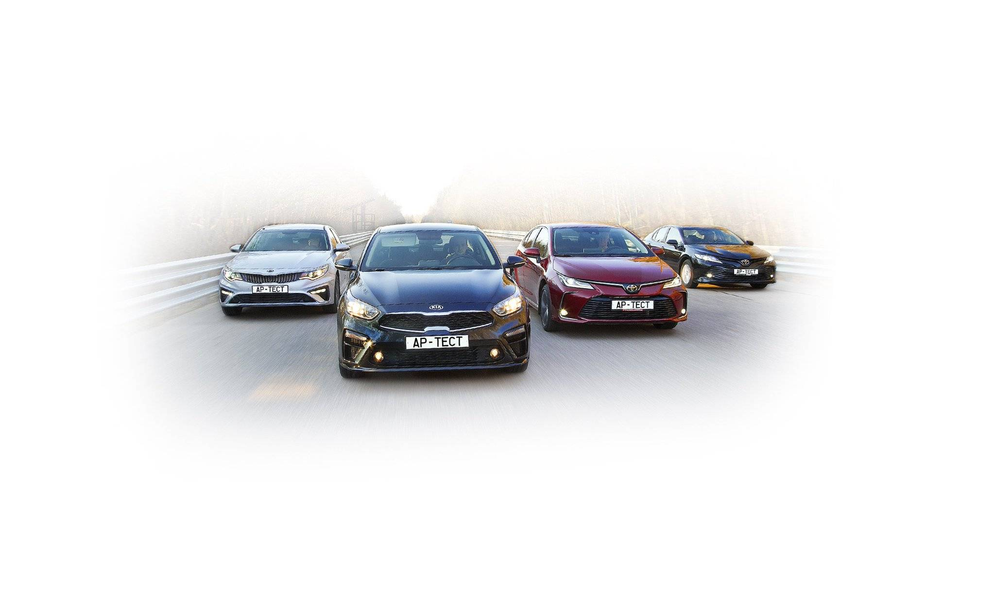 Toyota Corolla XI против KIA Cerato III: кто лучше