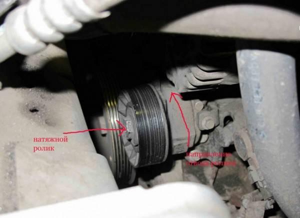 Как заменить ремни кондиционера и генератора на форд фокус 2 1.6, 1.8 и 2.0 л. без приспособлений