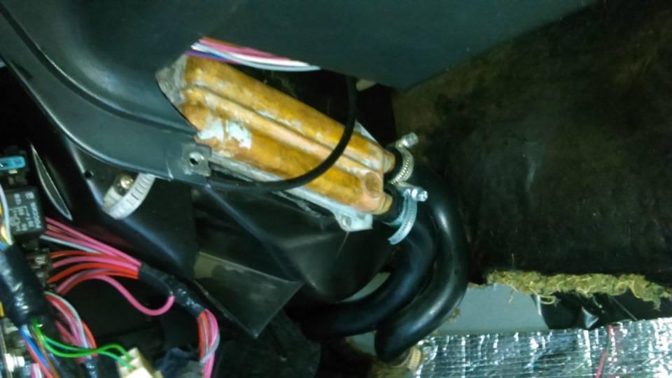 Диагностика неисправностей, ремонт и замена элементов печки ваз 2113-15 своими руками